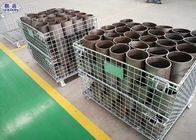 Warehouse Wire Mesh Container For Express